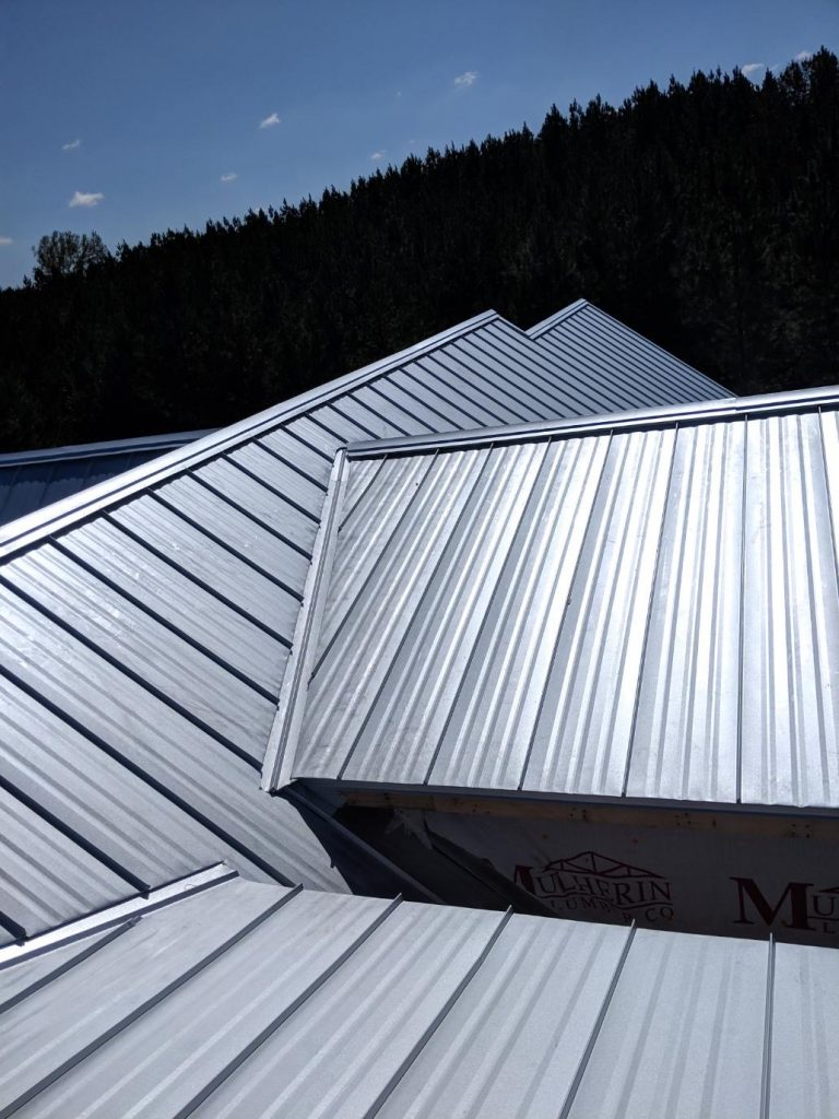 Metal Roof best time to replace roof